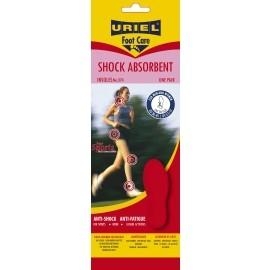 Uriel SHOCK-U5 ABSORBING INSOLES - Vložky do topánok
