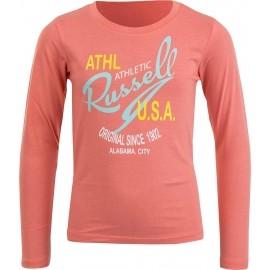 Russell Athletic PRINT USA - Dievčenské tričko