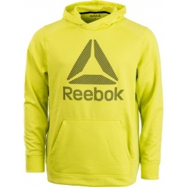 Reebok WORKOUT READY WARM POLY FLEECE OVER THE HEAD
