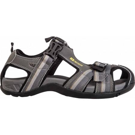 Pánske sandále - Crossroad MACAN-BLK - 5