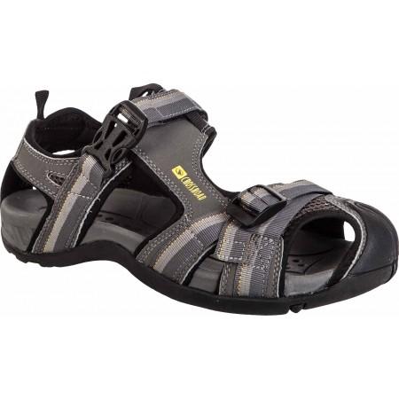Pánske sandále - Crossroad MACAN-BLK - 4