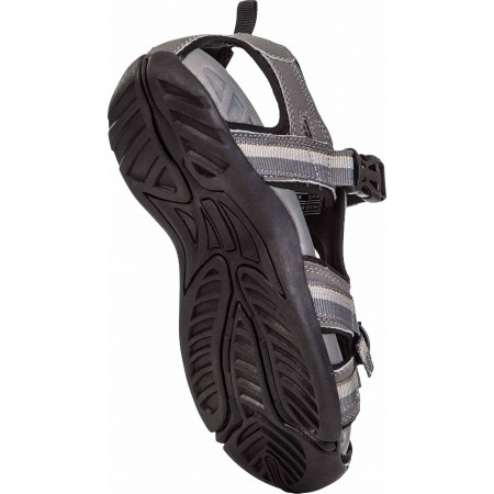 Pánske sandále - Crossroad MACAN-BLK - 8