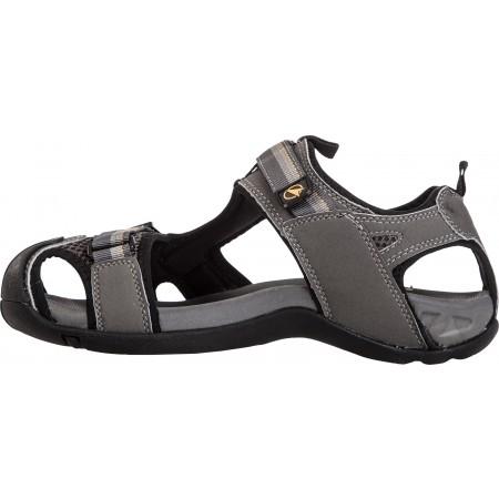 Pánske sandále - Crossroad MACAN-BLK - 6