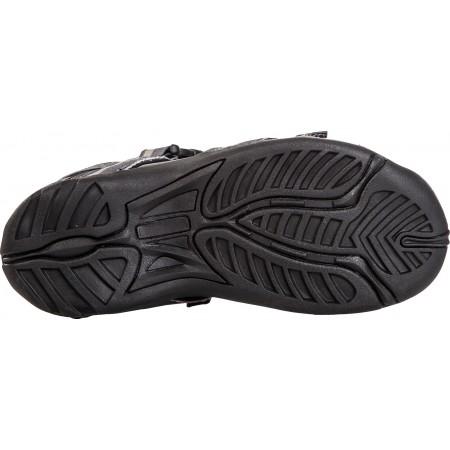 Pánske sandále - Crossroad MACAN-BLK - 7