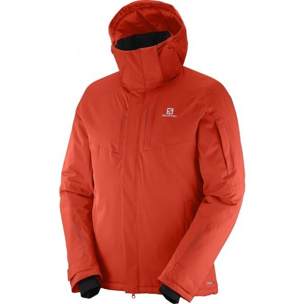Salomon STORMSPOTTER JKT M - Pánska lyžiarska bunda