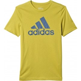 adidas ESSENTIALS LOGO TEE