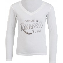 Russell Athletic DIEVČENSKÉ TRIČKO