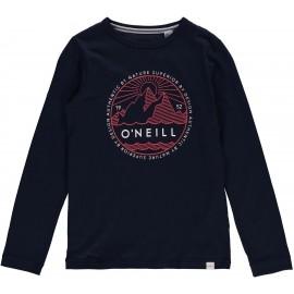 O'Neill LB OCEANSIDE LONG SLV TOP