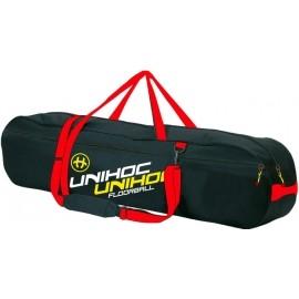 Unihoc TOOLBAG CRIMSON LINE 12 - Florbalová taška