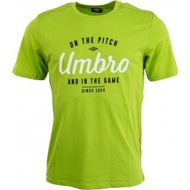 Umbro ON THE PITCH HERITAGE TEE