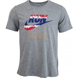 Nike RUN P CZECH FLAG TEE