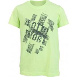 Lotto JONAH III TEE PRT JNR - Chlapčenské tričko