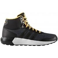 adidas CLOUDFOAM RACE WTR MID - Pánska voľnočasová obuv