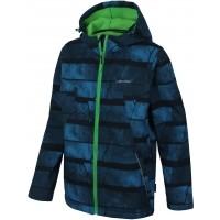 Lewro HARRY 140-170 - Chlapčenská softshellová bunda