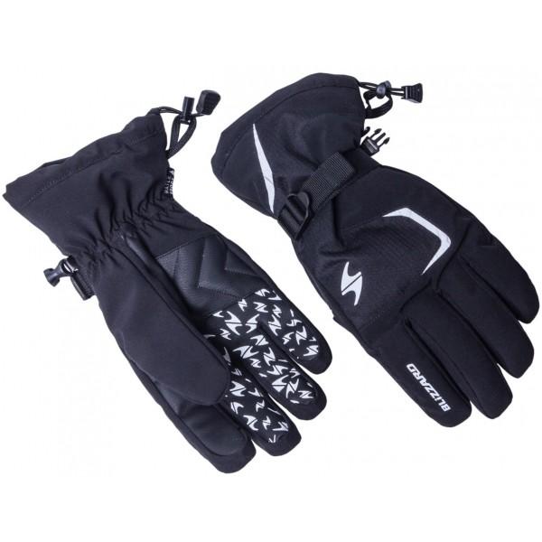 Blizzard REFLEX - Pánske lyžiarske rukavice