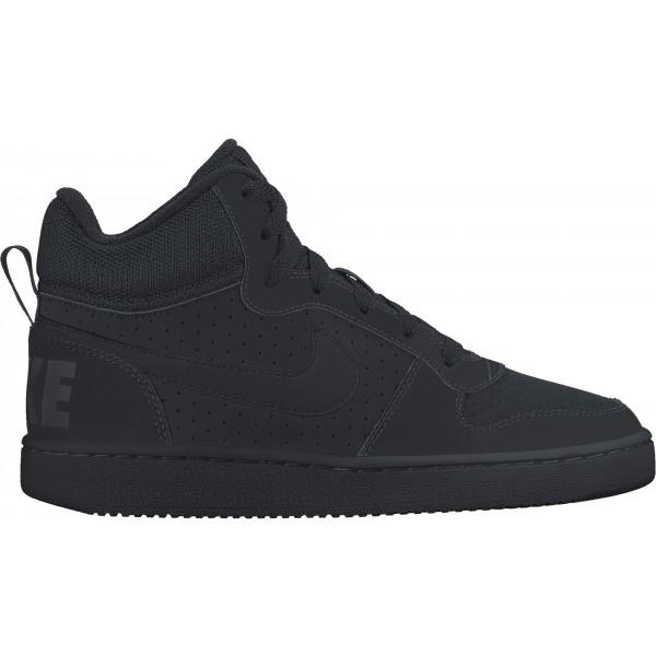 Nike COURT BOROUGH MID - Detská obuv