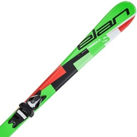 Elan FORMULA S QS+EL 7.5 - Detské zjazdové lyže