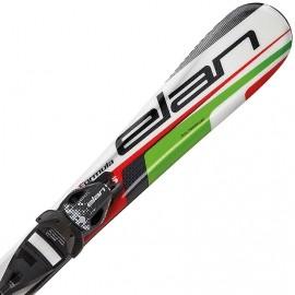 Elan FORMULA GREEN+EL 4.5VRT - Detské zjazdové lyže