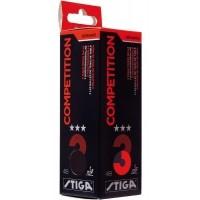 Stiga COMPETITION ORANGE 3 PACK