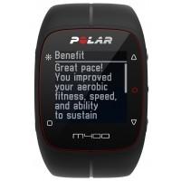 POLAR M400 HR - Športové hodinky s GPS
