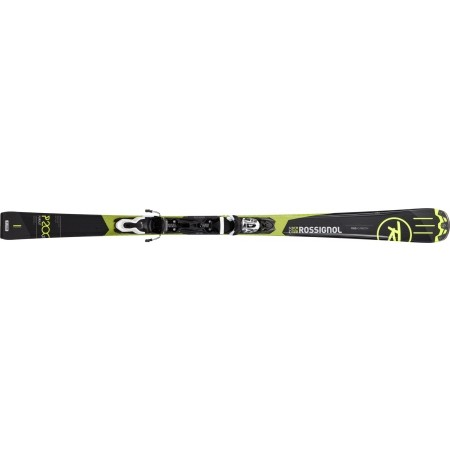 Zjazdové lyže - Rossignol P 200X + XPRESS 10 - 2