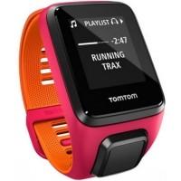 TomTom RUNNER 3 CARDIO+MUSIC - Multišportové hodinky