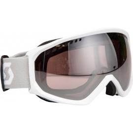 Scott FAZE WHT CH. AMP. - Unisexové lyžiarske okuliare