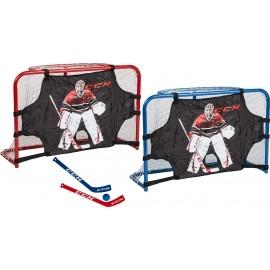 CCM STEEL PRICE - Hokejové mini bránky