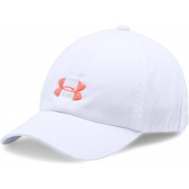 Under Armour GIRLS SOLID ARMOUR CAP - Dievčenská šiltovka