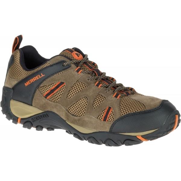 Merrell YOKOTA TRAVERSE VENT - Pánske outdoorové topánky