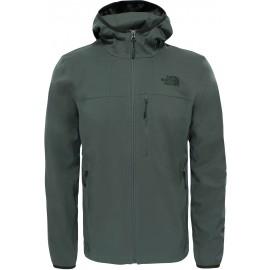 The North Face M NIMBLE HOODIE - Pánska softshellová bunda