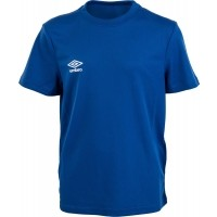 Umbro POLY SMALL LOGO TEE JNR
