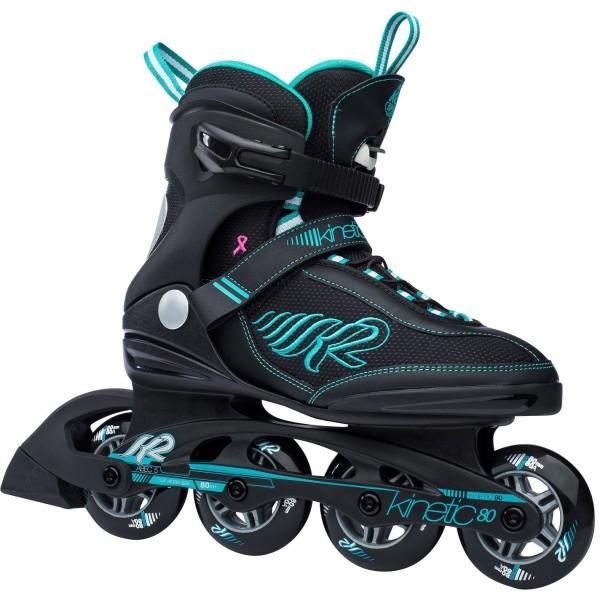 K2 KINETIC 80 W - Dámske rekreačné korčule