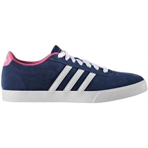 adidas COURTSET W - Dámska vychádzková obuv