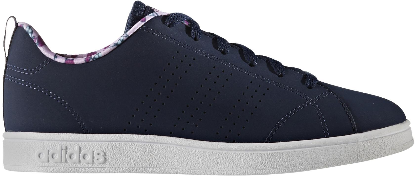 adidas VS ADVANTAGE CLEAN K. Detská voľnočasová obuv 4d73b0b09ae