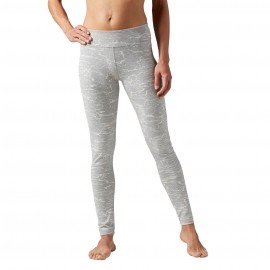 Reebok ELEMENTS AOP LEGGING