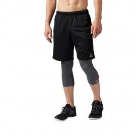 Reebok WORKOUT READY KNIT SHORT - Pánske tréningové šortky