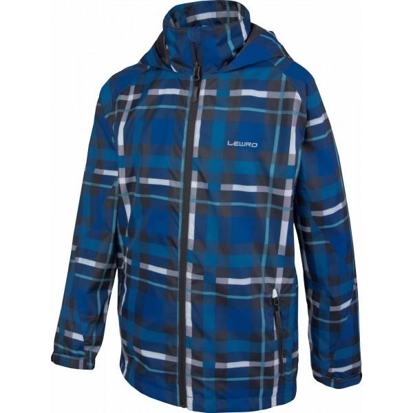 Lewro ADOLFO 140 - 170 - Chlapčenská šuštiaková bunda