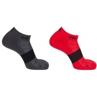 Salomon SENSE 2-PACK - Bežecké ponožky
