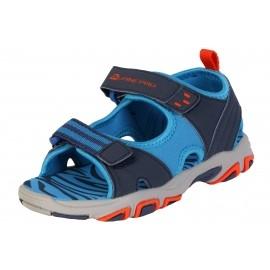 Alpine Pro CLAINO - Detská letná obuv