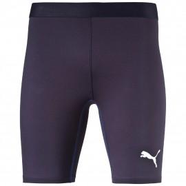 Puma TB SHORT TIGHT - Pánske športové šortky