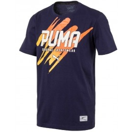 Puma STYLE SUMMER GRAPHIC TEE