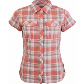Columbia CAMP HENRY PLAID SS SHIRT