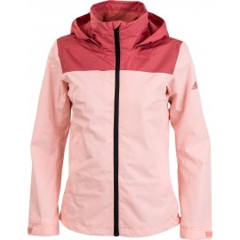 adidas WOMENS WANDERTAG 2LAYER COLORBL HOODED