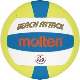 Molten BEACH ATTACK - Beachvolejbalová lopta