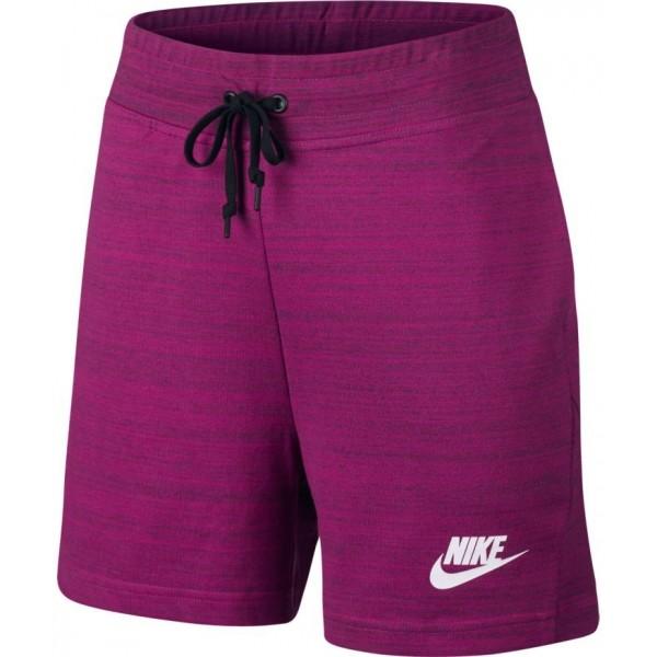 Nike W NSW AV15 SHORT KNT - Dámské kraťasy