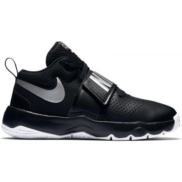 Nike TEAM HUSTLE D 8 GS - Basketbalová obuv