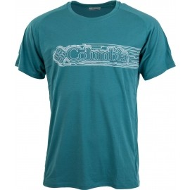 Columbia MOUNTAIN TECH LOGO SS CREW