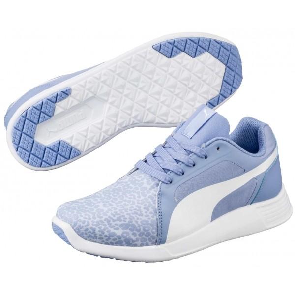 Puma ST TRAINER EVO LEOPARD - Dámska vychádzková obuv