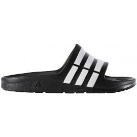 adidas DURAMO SLIDE K - Detské šľapky